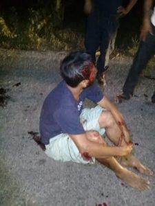 Dos muertos y un herido en Villa Comaltitlán