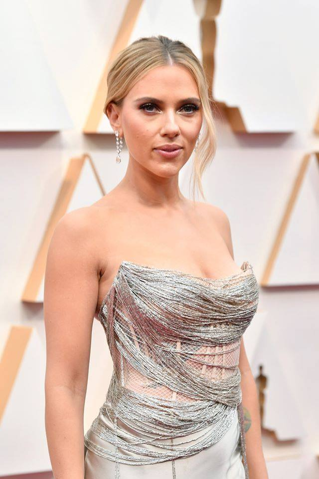 Scarlett Johansson se ha sentido