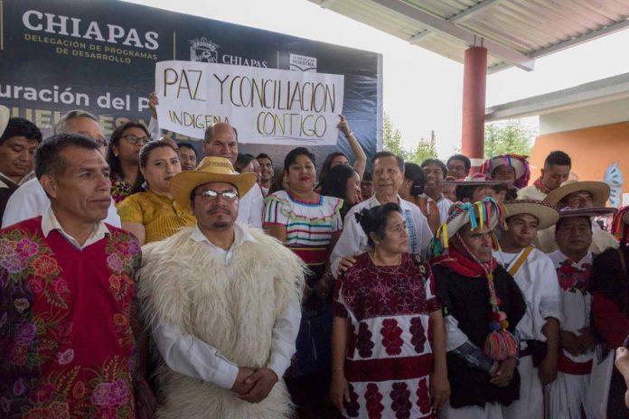 Continúa Poder Judicial con actividades en Juzgados de Paz y Conciliación Indígena